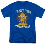 Garfield - I Want You Shirts