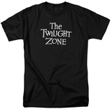 The Twilight Zone - Logo Vêtement