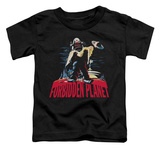 Toddler: Forbidden Planet - Robby and Woman T-shirts