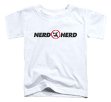 Toddler: Chuck - Nerd Herd T-Shirt