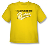 Toddler: The Bad News Bears - Logo Bluser