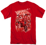 DC Comics New 52 - Red Lanterns 1 T-shirts