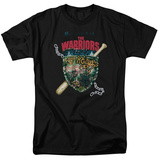 The Warriors - Warriors Shield T-shirts