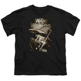 Youth: The War of The Worlds - Death Rays Shirt