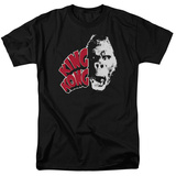 King Kong - Kong Head T-Shirts