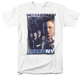 CSI New York - Watchful Eye T-shirts