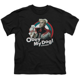 Youth: Zoolander - Obey My Dog T-shirts