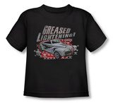 Toddler: Grease - Greased Lightning T-shirts