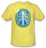 Chicquita Banana - Rib Cage Sticker Shirts