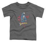 Toddler: Superman - Desaturated Superman T-shirts