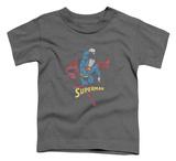 Toddler: Superman - Desaturated Superman T-shirts