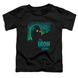 Toddler: The Iron Giant - Look to the Stars T-Shirts