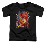 Toddler: DC Comics New 52 - Flash 1 T-shirts