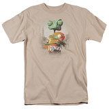 Rango - Poster Art T-shirts