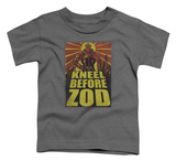 Toddler: Superman - Zod Poster Shirt