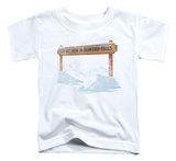 Toddler: It&#39;s a Wonderful Life - Bedford Falls T-shirts