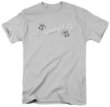 It's a Wonderful Life - Wonderful Life Logo T-Shirt