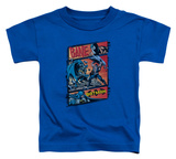 Toddler: Batman - Epic Battle T-shirts