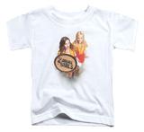 Toddler: 2 Broke Girls - Tips Really T-shirts