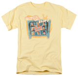 The Brady Bunch - Here's the Story Shirt