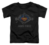 Toddler: Superman - Nerd Rage Shirt