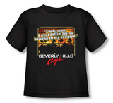Toddler: Beverly Hills Cop - Banana in My Tailpipe T-Shirts