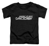 Toddler: Americas Best Dance Crew - Dance Crew Logo T-Shirt
