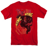 King Kong - Plane Grab T-shirts