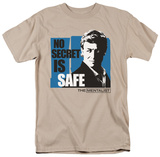 The Mentalist - No Secret is Safe T-shirts
