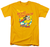Mighty Mouse - Mouse of Tomorrow T-shirts