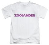 Youth: Zoolander - Logo T-Shirt