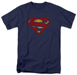 Superman - Crackle S T-shirts