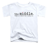 Toddler: The Middle - Logo Shirt