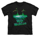 Youth: The War of The Worlds - Global Attack T-shirts