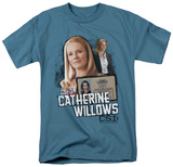 CSI - Catherine Willows T-Shirt