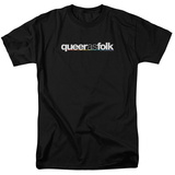Queer As Folk - Logo T-shirts