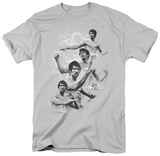 Bruce Lee - In Motion T-shirts