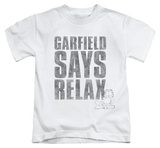 Youth: Garfield - Relax T-Shirt