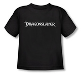 Toddler: Dragonslayer - Logo T-shirts