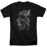 Watchmen - Rorschach Night T-shirts