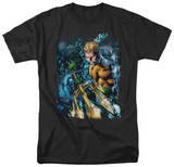 DC Comics New 52 - Aquaman 1 T-Shirt
