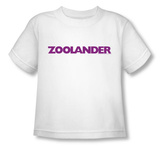 Toddler: Zoolander - Logo T-shirts