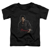 Toddler: The Vampire Diaries - Damon T-Shirt