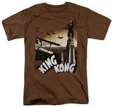 King Kong - Final Battle T-shirts