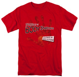 Invasion of the Body Snatchers - Retro Poster T-shirts