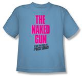 Toddler: Naked Gun - Logo T-shirts