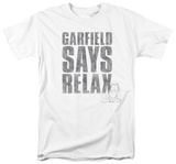 Garfield - Relax T-shirts