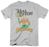 Aquaman - Real Catch Camiseta