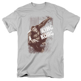 King Kong - Sepia Snag T-shirts