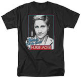 Nurse Jackie - Nurses Call the Shots T-shirts